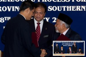 Malaysia jadi perantara usaha damai selatan Thai
